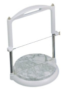 Fischer Bargoin Soft Cheese Cutter with Marble Tray