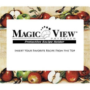 Magic View Protective Recipe Card Holder, Apples & Warblers by David Carter Brown