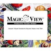 Magic View Protective Recipe Card Holder, Salad Bowl by Barbara Maslen