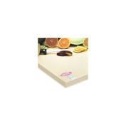 Notrax Beige Sani-tuff 18 X 61cm x 2.5cm Cutting Board - 161-299