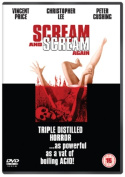 Scream and Scream Again [Region 2]