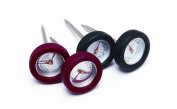 Broil King 61138 Mini Thermometers with Silicone Bezel