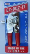 John J. Steuby Co. Ez-duz-it Can Opener - Red