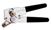 Amco Swing-A-Way 107BK Compact Can Opener, Black