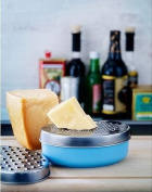 Ikea Cheese Grater Includes Food Saver w/ Lid 7x12.7cm x 7.6cm & 2 Graters Kitchen Tools & Storage Chosigt