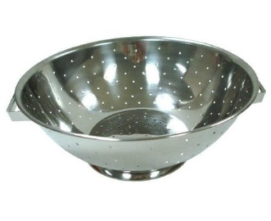 Extra Large Stainless Steel Colander   12.3l Capacity  Https://www.fishpond.com.au/Kitchen /Extra Large Stainless Steel Colander 123l Capacity/4580190587339