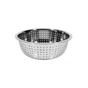 Town Food Service 34.3cm Chinese Style Large Hole Colander