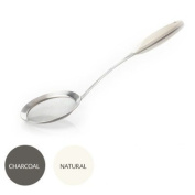 Natural Home Products MOBOO-Stainless Steel Skimmer - Charcoal-Grey
