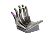 """Quirky CNC-1-CW1 Click""""N""""Cook Cooking Utensils, with Storage Block"""