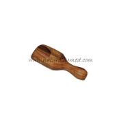 Olive Wood Salt Scoop / Spoon / Measure