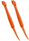 2-pc Orange or Citrus Peeler