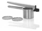 Trudeau Stainless Steel Ricer with 2 Blades