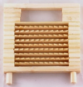 Ginger Grater 12c12.5cm Superior quality Bamboo