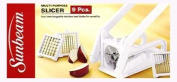 Sunbeam 9-Piece Multi-Purpose Slicer with 4 Stainless-Steel Blades