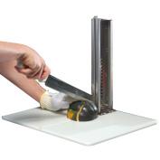 Dexter Russell Table Top Cutter Safe-Splitter w/ Cutting Board / Knife