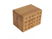 Island Bamboo 15.2cm Recipe Card Box