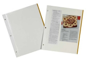 Meadowsweet Kitchens Magnetic Recipe Pages Holder
