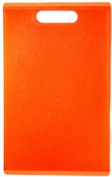 Colour Grip 30.5cm Cutting Board, Orange