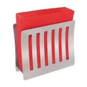 Oggi Stainless Steel Upright Napkin Holder