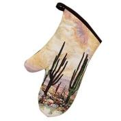 Southwestern Desert Sunset Cactus - Kay Dee Designs Oven Mitt