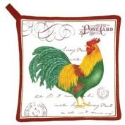 Potholder - Bantam Rooster