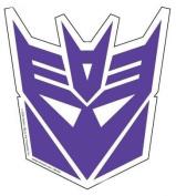 Transformers Decepticons Insignia Car Magnet TMBS189