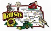 Kansas - Magnet