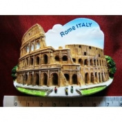 Colosseum Rome Italy Italian Europe Eu Thai Magnet Hand Made Craft