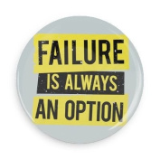Television Magnets; Mythbusters; Failure Is Always An Option 7.6cm Magnet