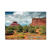 Sedona Arizona Fridge Magnet