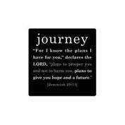 Journey - Simple Faith Magnet