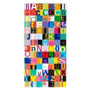 Design Ideas Typography Letter Type Magnets Set of 98