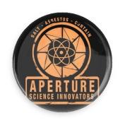 Video Game Magnets; Portal; Aperture Science Laboratories 7.6cm Magnet