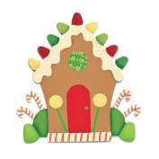 Embellish Your Story Gingerbread House Magnet - Embellish Your Story Roeda 100784-EMB