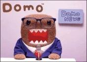 Domo-Kun Broadcast - Button Magnet