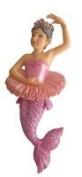 December Diamonds Ballerina Mermaid Magnet -Precious!!!