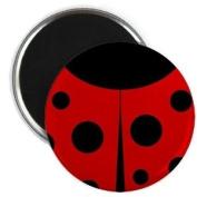 Red LADYBUG Insect Critter 5.7cm Kitchen Fridge Magnet