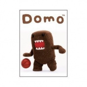 Domo-Kun Basketball Superstar - Button Magnet
