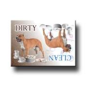 American Staffordshire Terrier Dishwasher Magnet