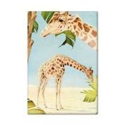 The Giraffe Fridge Magnet