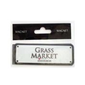 Grass Market Edinburgh Strip Magnet