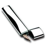 Shiny Chrome Toothpick Holder