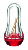 Guzzini Feeling Toothpick Dispenser , Red