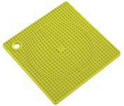 Casabella Be Cool Green Silicone Trivet