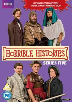 Horrible Histories: Series 5 Region 2