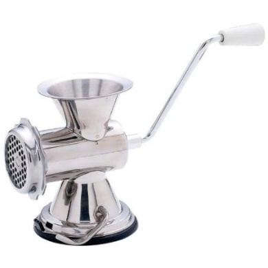 Maxam Chrome Professional and Home Meat Mincer