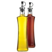 Storage Essentials Oval Oil & Vinmigar Bottles