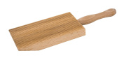 Eppicotispai Natural Beechwood Quick Gnocchi Stripper and Paddle