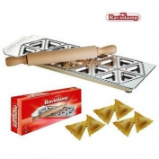 Imperia Tortelli Triangle Ravioli Mould - Made in Italy