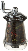 William Bounds Acrylic Mills 10cm Pepper Key Mill